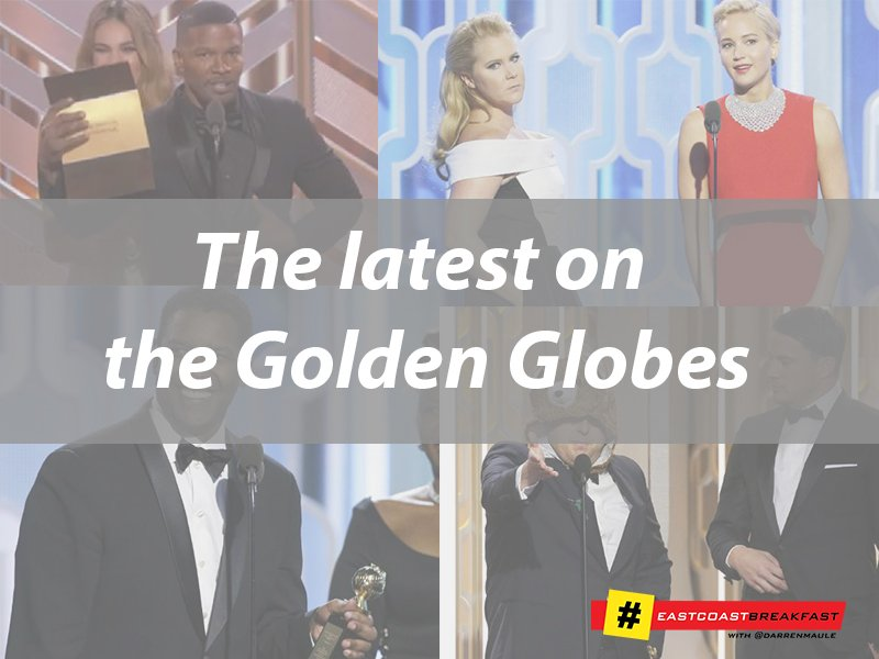 highlights at the golden globes