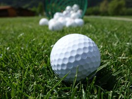 Golf ball Breakfast