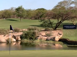 Alfred Dunhill Championship Leopard Creek_video