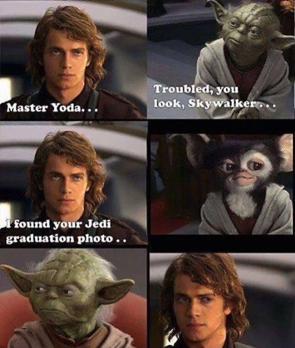 10 Memes To Celebrate May The Fourth
