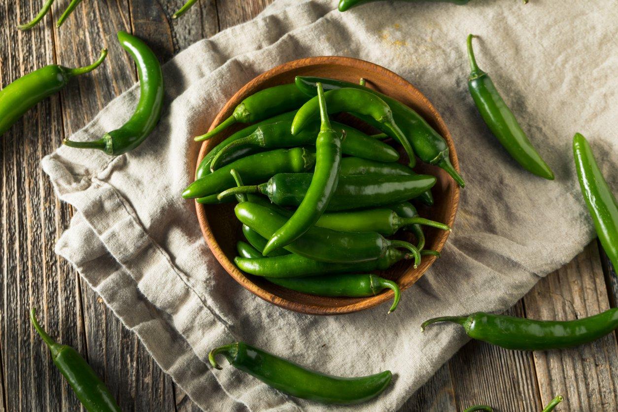 Chili Pepper/ iStock