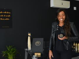 Sisi Nxumalo from 'Hair by Sisi' 2