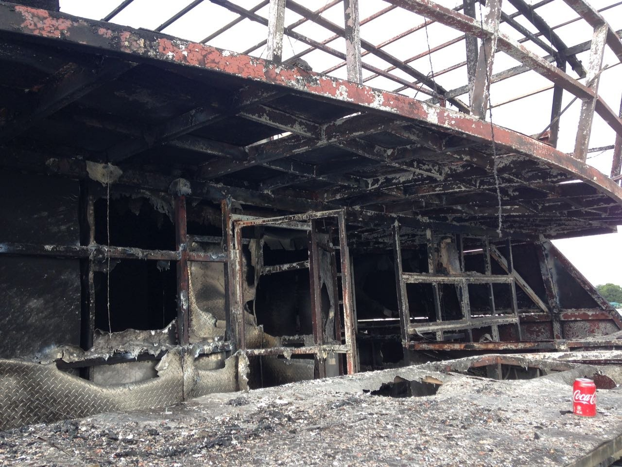 Hartbeespoort Dam boat fire may have started in kitchen