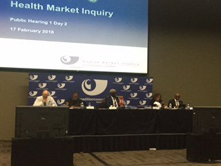 VIDEO: Inquiry into private healthcare underway
