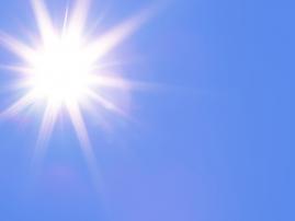 sunshine heat