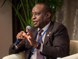 Kenya's Hery Rotich