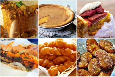 What 39 s your favourite south african food for African cuisine history