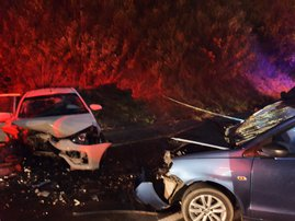 Higginson Highway crash