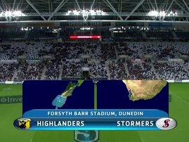 Highlanders vs Stormers