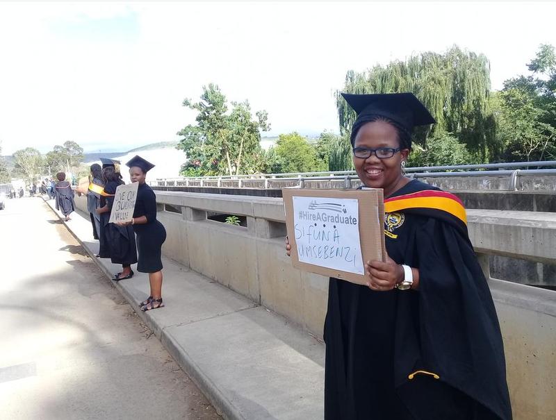 Hire a graduate
