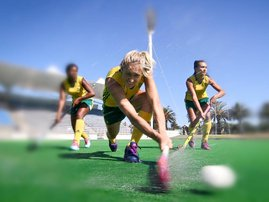 SA Hockey Womens