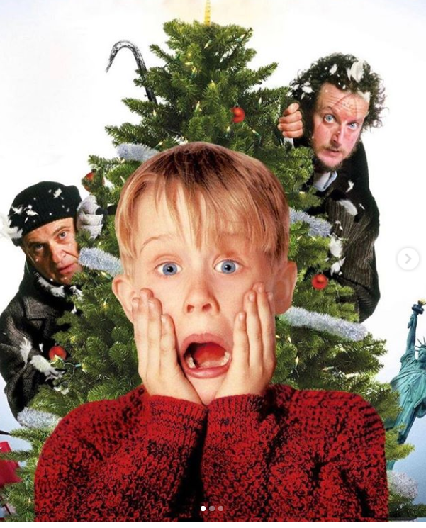 home alone remake