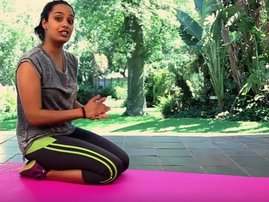 Video: Three easy exercises you can do at home