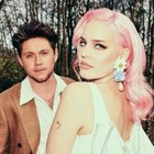Anne-Marie and Niall Horan