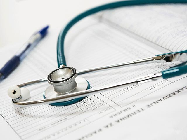 Hospital, doctor's file, doctor