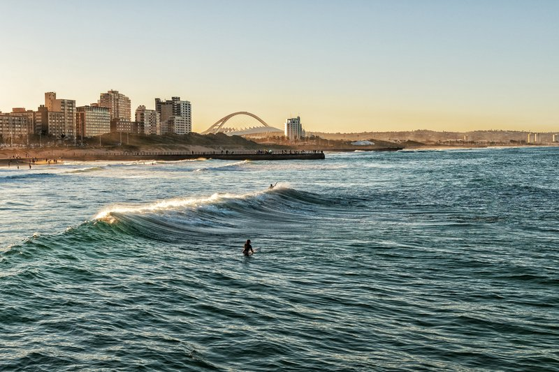 KZN beach ranks amongst top spots in the world for skinny dipping