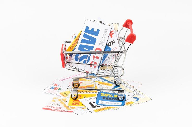 Saving discount coupon voucher in shopping cart,