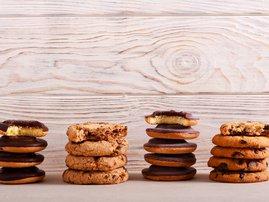 Biscuit stacks