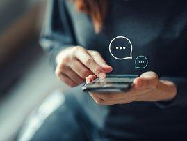 Whatsapp communication