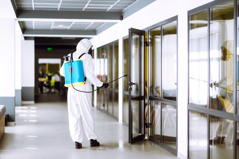 Office sanitization