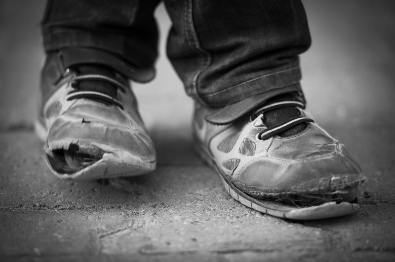Child disadvantaged poverty generic
