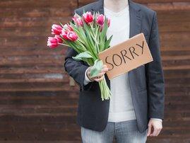 sorry / istock