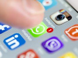 Whatsapp icon disappear