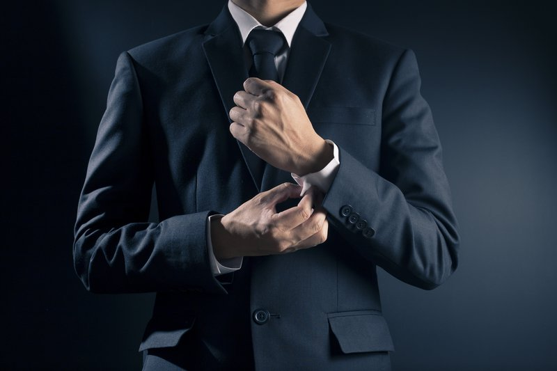 Man in a suit / iStock