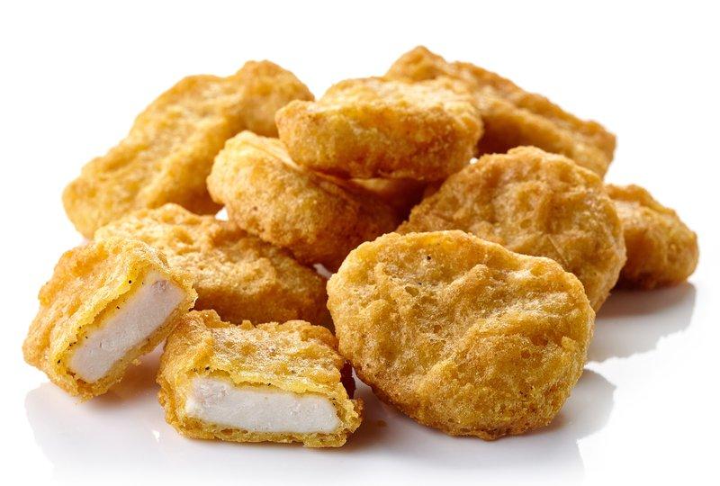 Chicken nuggs