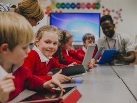 education technology classroom teacher