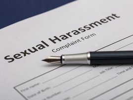 Sexual Harassment Complaint Form / iStock