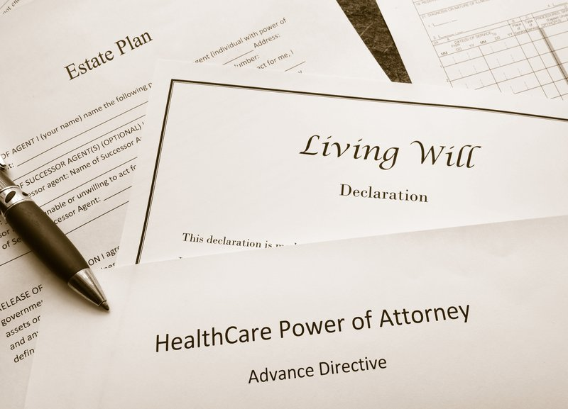 Last will and testament funeral policy and death