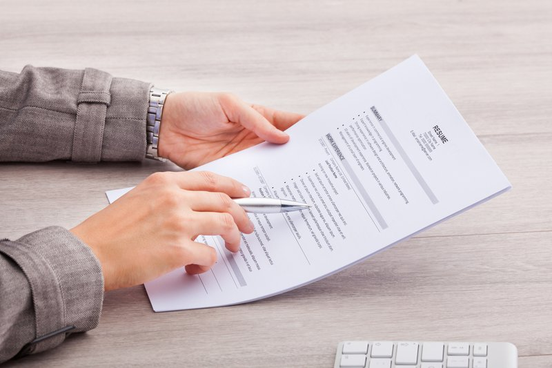 Four sure-fire tips to get your CV noticed