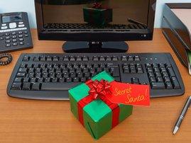 Secret Santa Chirstmas gift