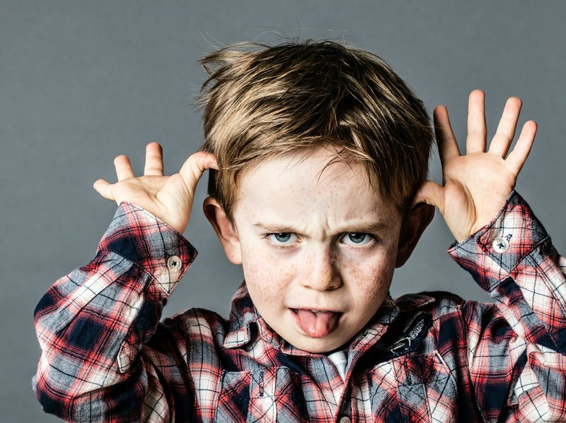 Four signs your child is spoiled