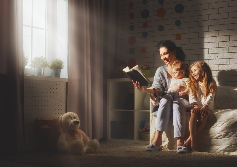Make reading fun for kids with storybook corners