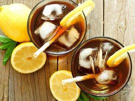 Iced-tea recipes