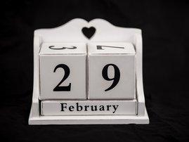 February 29 birthday
