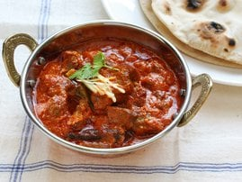Heritage Day foods - Mutton Curry