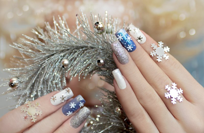 Five nail art tricks and tips