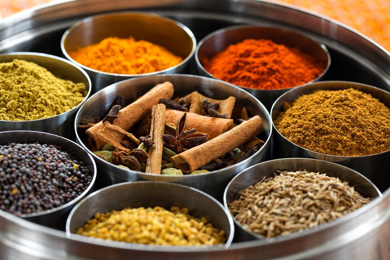 5 Ways to organise your spices