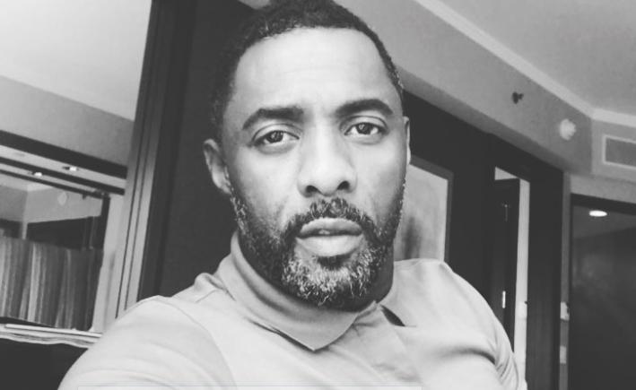 Actor Idris Elba