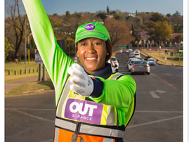 outsurance lady