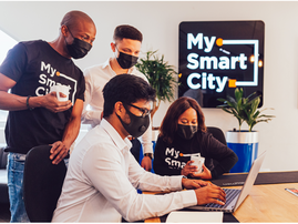 My Smart City empowers Tshwane residents to take charge in city upliftment and repair