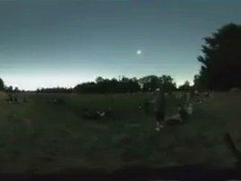image girl screaming image solar eclipse