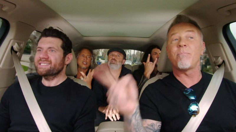 image metallica sing little mermaid funny