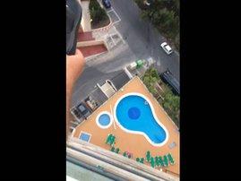 image pool flip flop
