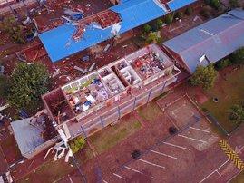 image destruction protearif primary school 2