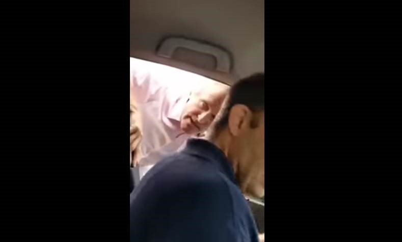 'I want you dead right now': Man's road rage meltdown
