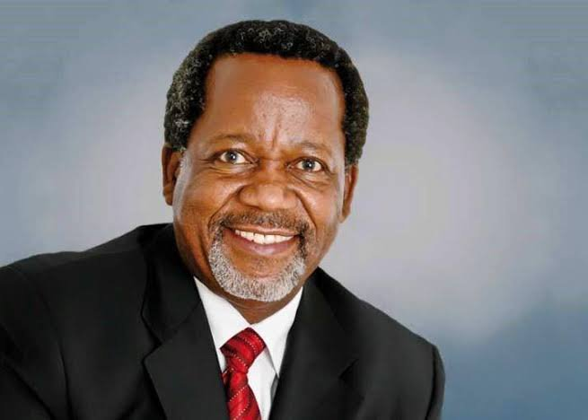 MP Rev Meshoe